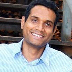 Harshan Radhakrishnan