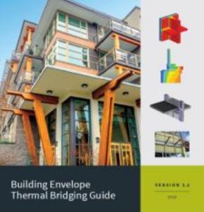 Cover of the Bridging Envelope Thermal Bridging Guide