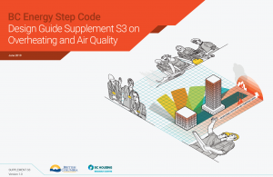 BC Energy Step Code Design Guide Supplement S3 on Overheating and Air Quality - Image